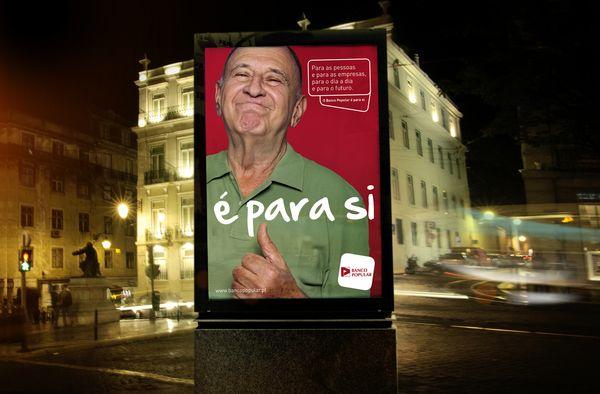 Banco Popular by Tux, via Behance