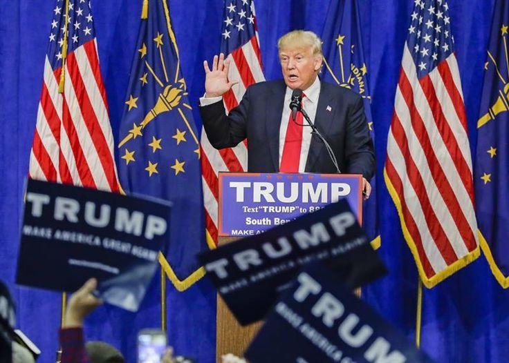 Trump dice que su propuesta llevará la economía a un crecimiento del 4% anual
