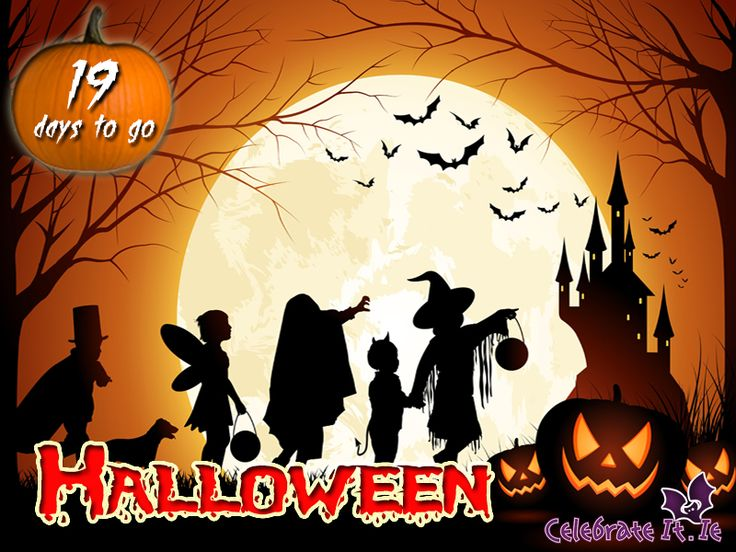 19 best Halloween Countdown images on Pinterest | Halloween ...