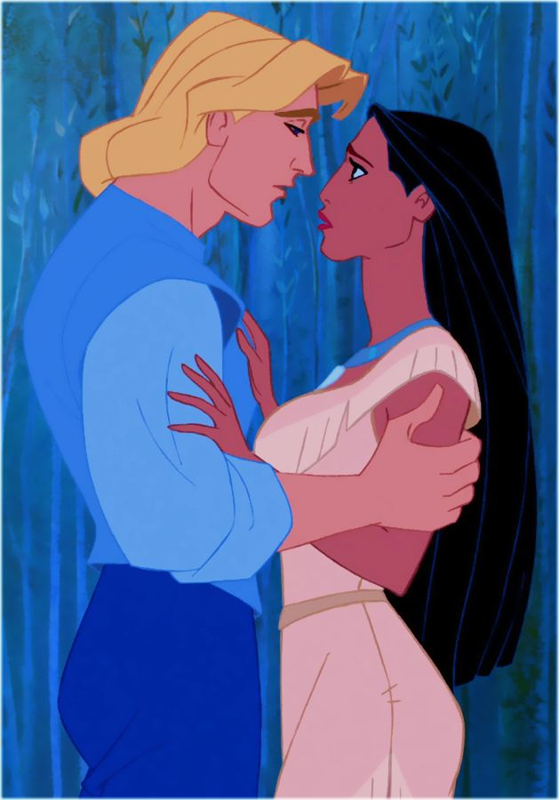 """If I never knew you, if I never felt this love, I would have no inkling of how precious life can be."" (Pocahontas)"