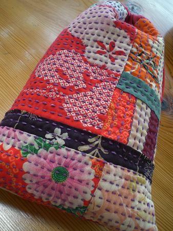 イメージ3 - 子供着物★かわいい刺し子のバッグ♪の画像 - naturel 花の優しさに・・ - Yahoo!ブログ