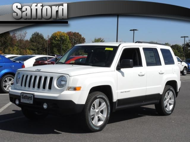 Pics For > White Jeep Patriot 2015