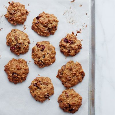 Banana oat cookies These are delicious and healthy. my husband even loves them! I also add choc chips...