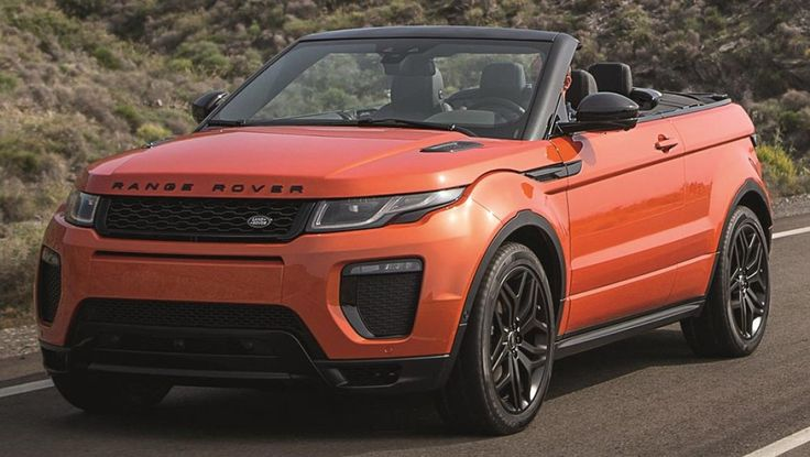 2016 Range Rover Evoque Convertible | new car sales price- Car News | CarsGuide