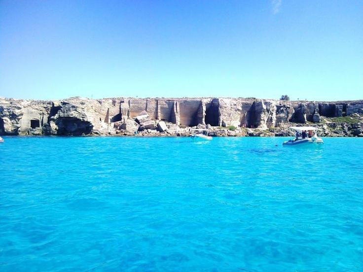 Favignana, Sicily.