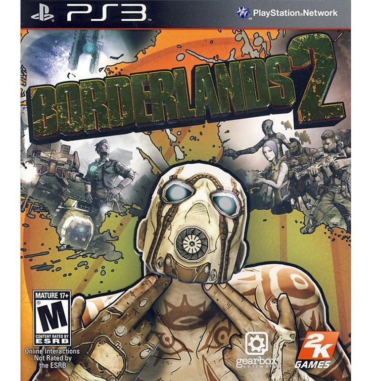 Pin by Gorilla Games on Ebay Items For Sale Borderlands