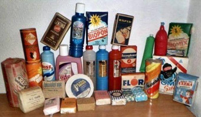 Nyomj egy lájkot, ha ezek közül a tisztítószerek közül bármelyiket is használtad :) Hiába a régi jó dolgoknak nincs... - MindenegybenBlog