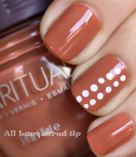 Love this color for fall!  Sparitual Inner Sanctum