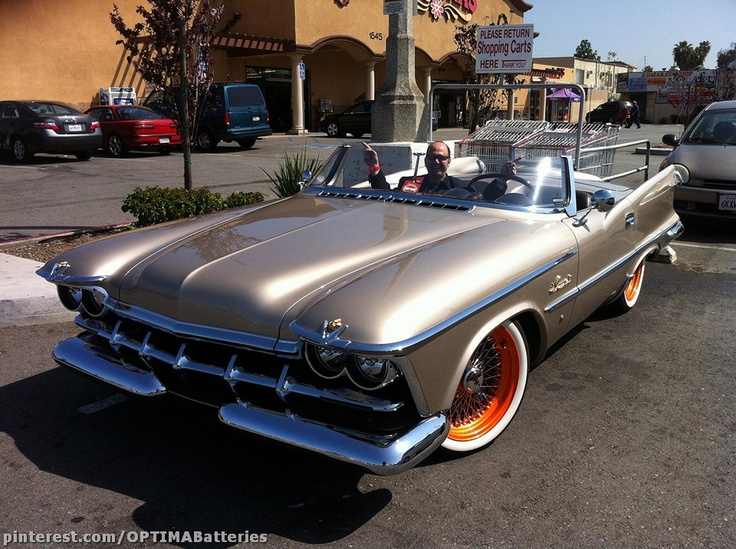 59 best Clic Custom - Imperial images on Pinterest | Chrysler ...