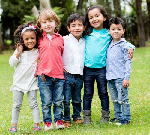 """""""Making friends comes easily and naturally to some children but it is harder for others"""". Teaching Your Kids to Make Friends by G. Runo."""