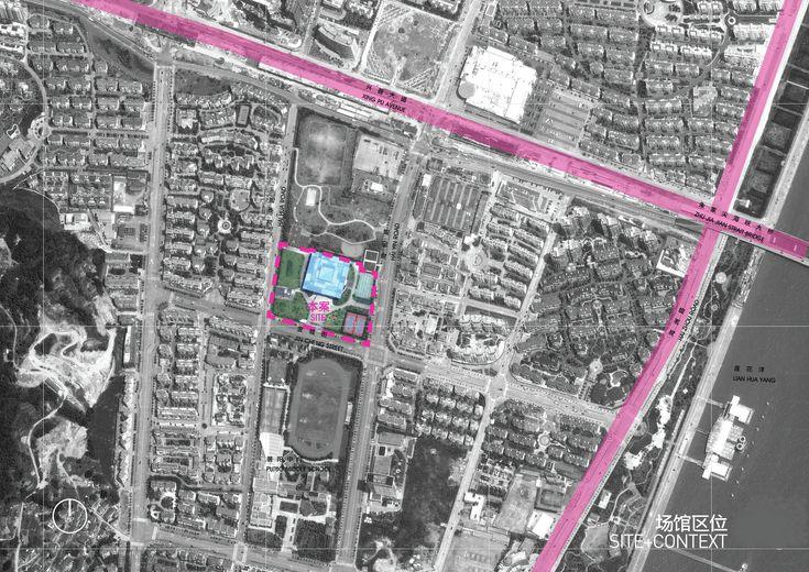 Gallery of Zhoushan Sports Stadium Transformation / John Curran Architects - 8