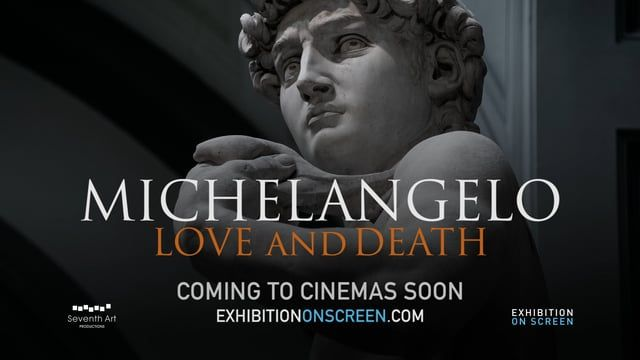 www.exhibitiononscreen.com  The spectacular sculptures and paintings of Michelangelo seem so familiar to us as global icons of great art, but what do we know about this renaissance genius? Who was this ambitious and passionate man? Beautiful and diverse works such as the towering statue of David, the deeply moving Pietà in the Papal Basilica of St. Peter and his great tour-de-force, the Sistine Chapel ceiling still leave us breathless today. A virtuoso craftsman, his artistry is evident in…