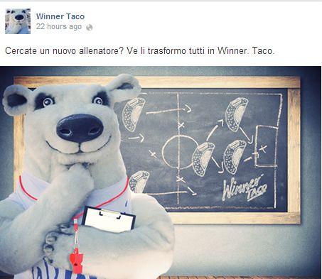 Winner Taco - post #Mondiali2014