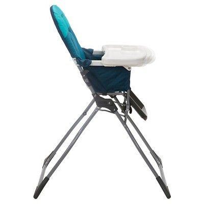 Cosco Simple Fold High Chair - Ocean Depth