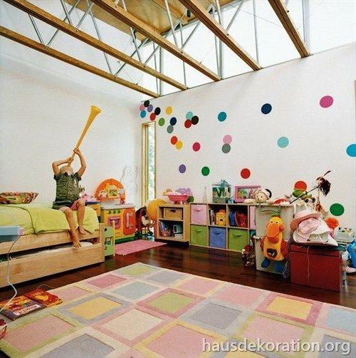2013/02/bunte,Spielecke,Kinderzimmer,interessante,Wandtapete