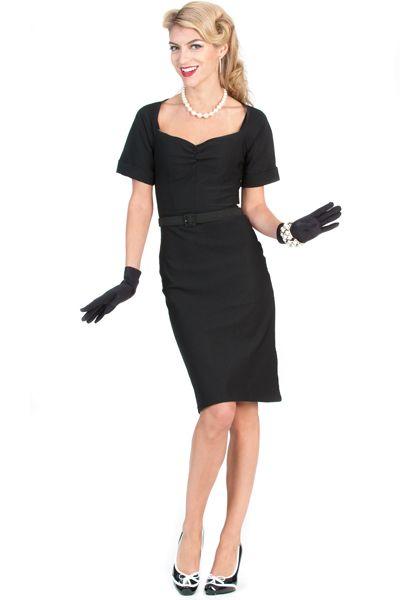 lolita girl black veronica dress unique vintage prom