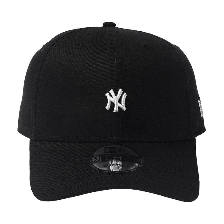 5c7478f133 Boné New Era 9Forty Mini Logo New York Yankees Masculino- Uma das maiores e  mais