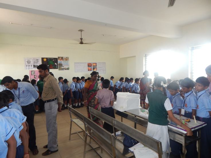 #education #schools #college #science 13th District Level Event - Erode,8/12/2014