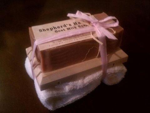 Soap Gift Set - Shepherd's Harvest