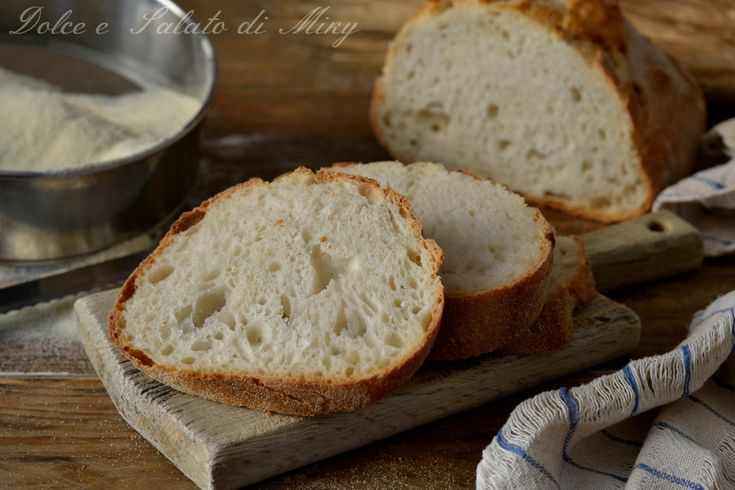 Pane con semola rimacinata