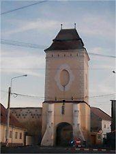 Turnul Steingasser, Mediaș, Foto: Nagy Adél