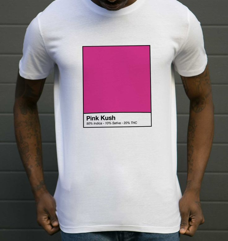 8fce191c2228d T-shirt Pink Kush   NOS T-SHIRTS HOMME   Pinterest   Tee shirt homme, T  shirt et Blanc couleur