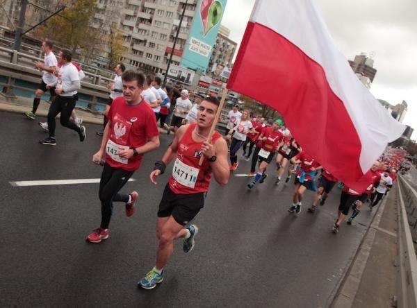 27. Bieg Niepodległości w Warszawie (11.11.2015) FestiwalBiegowy.pl