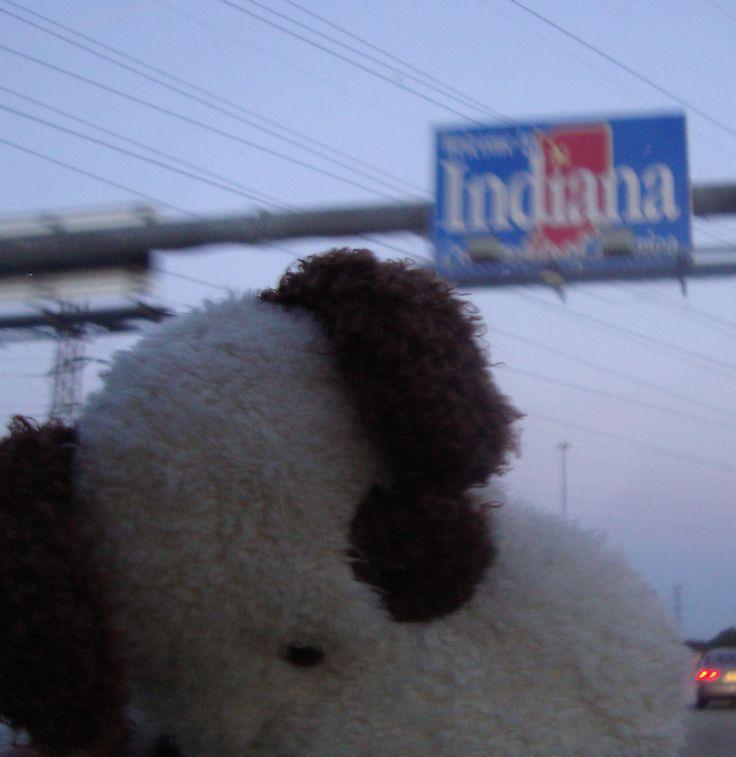 Rocco entering Indiana