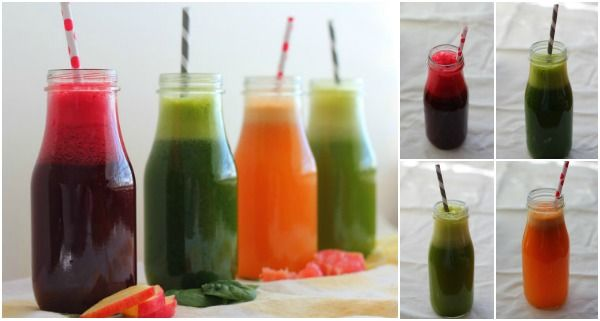 my soul is the sky: Juicing: 4 Delicious Recipes