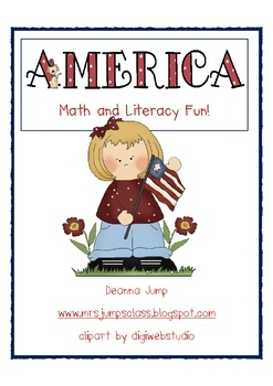 This unit is packed with enough ideas and activities for a one or two week unit on American Symbols and Presidents. Over 60 pages of resources and activities. Included in this unit are: an original song written by me, an emergent reader, full color pictures to make a tree map, circle maps, venn diagrams for George and Abe, a Statue of Liberty measurement activity, Directed drawings of the Statue of Liberty, George Washington and Abraham Lincoln. A Science experiment with a recording sheet to…