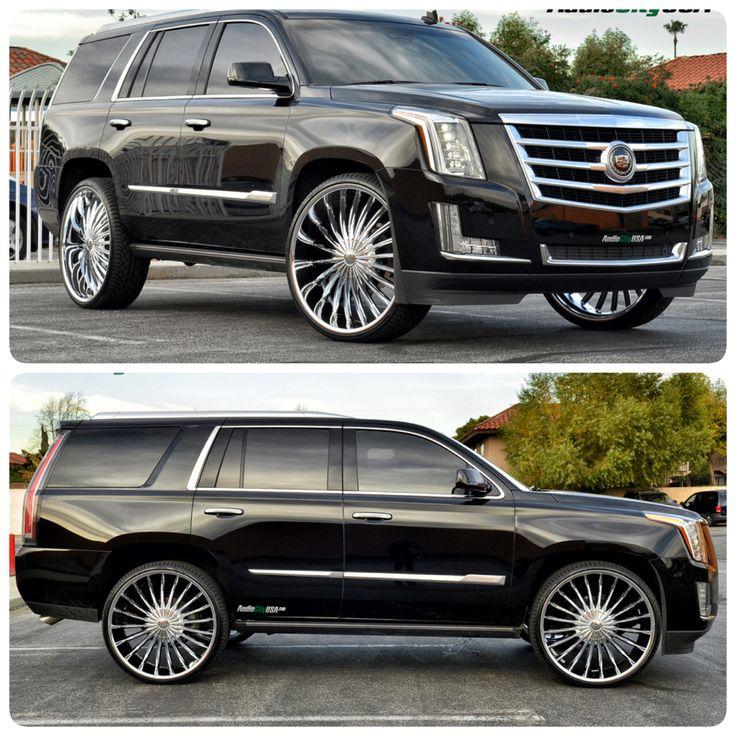 Cadillac Escalade | Truckz R Us | Pinterest | Suv trucks ...