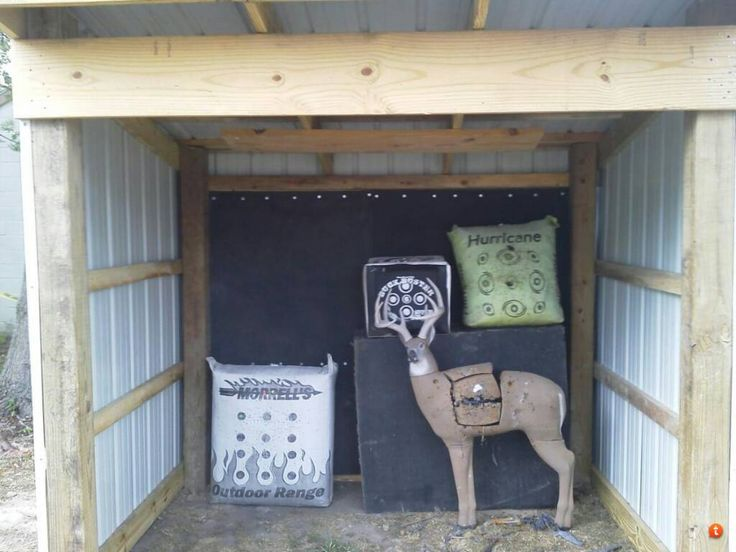 Archery target stand/ shelter