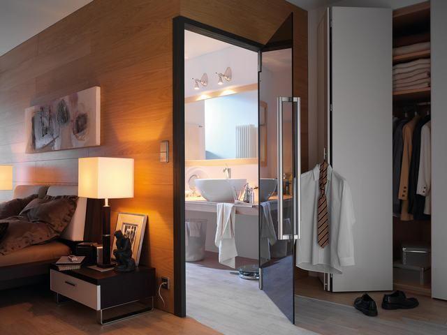 Glazen deur   Wooninspiratie   interieur design  
