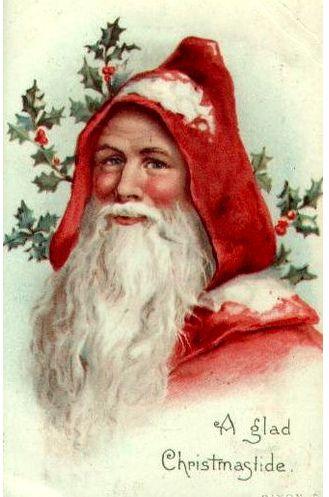 old santa