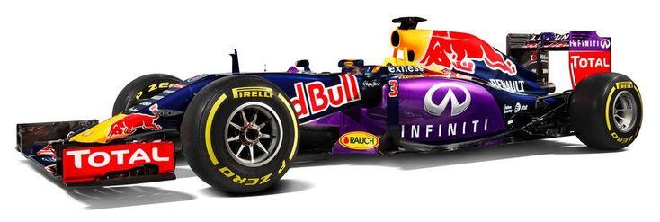 Finální barvy Red Bullu #RB11