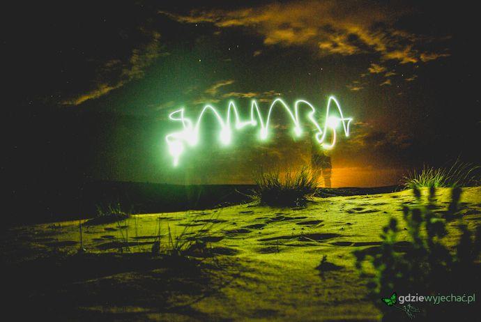 Najnowszy wpis - Sahara nocą / Sahara by night http://gdziewyjechac.pl/25473