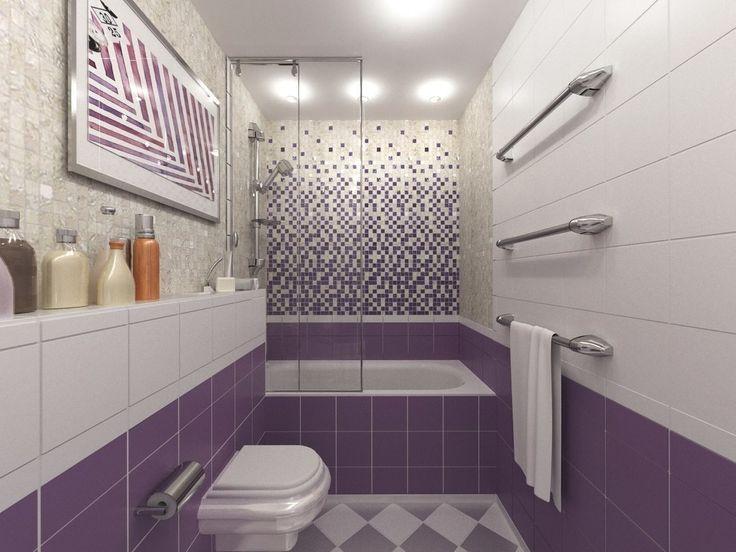 Современная семейная квартира : Ванная комната в стиле модерн от Oleg Kurkin Design