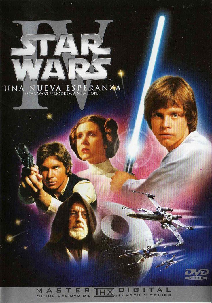 La primera de las películas de la saga Star Wars estreenada en 1977. La franquicia más rentable de la historia, sobre todo la relacionada con la primera trilogía estrenada-segunda cronológicamente-. Se llevó 7 Oscar de 11 posibles