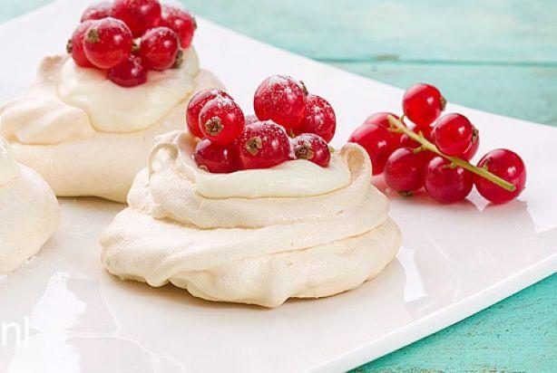 trifle met rood fruit