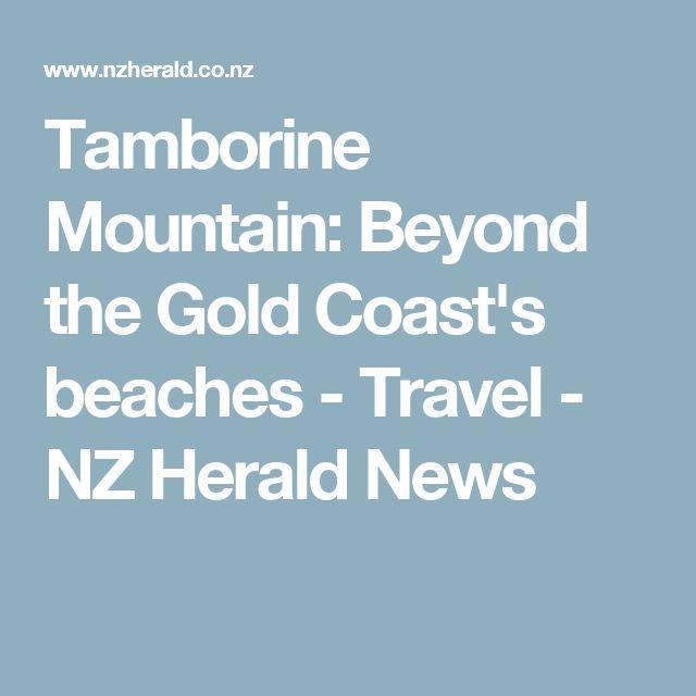 Tamborine Mountain: Beyond the Gold Coast's beaches - Travel - NZ Herald News