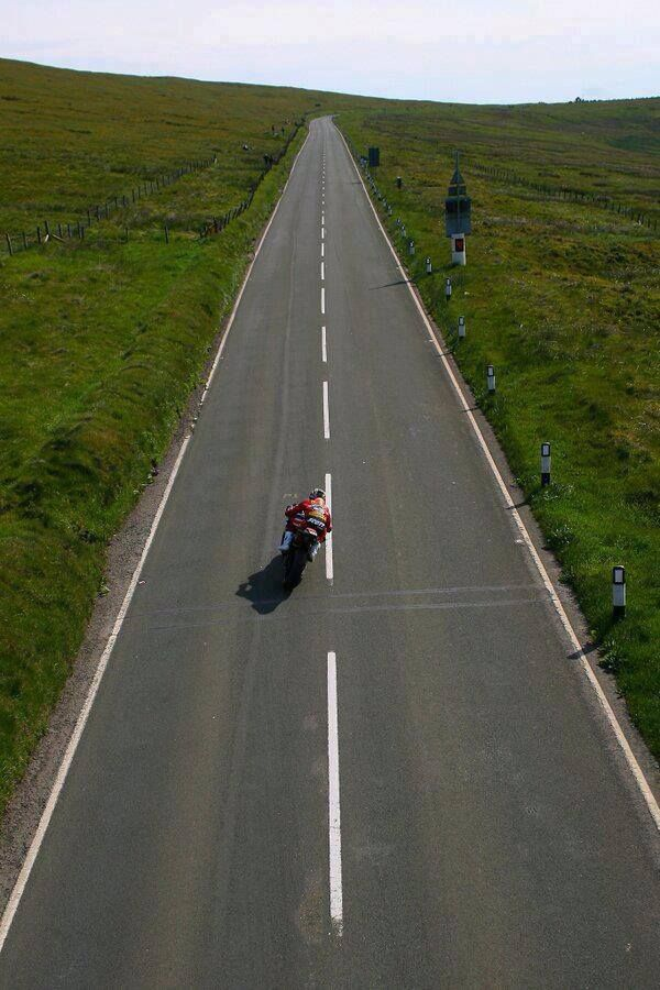 Isle of Man TT Road Races