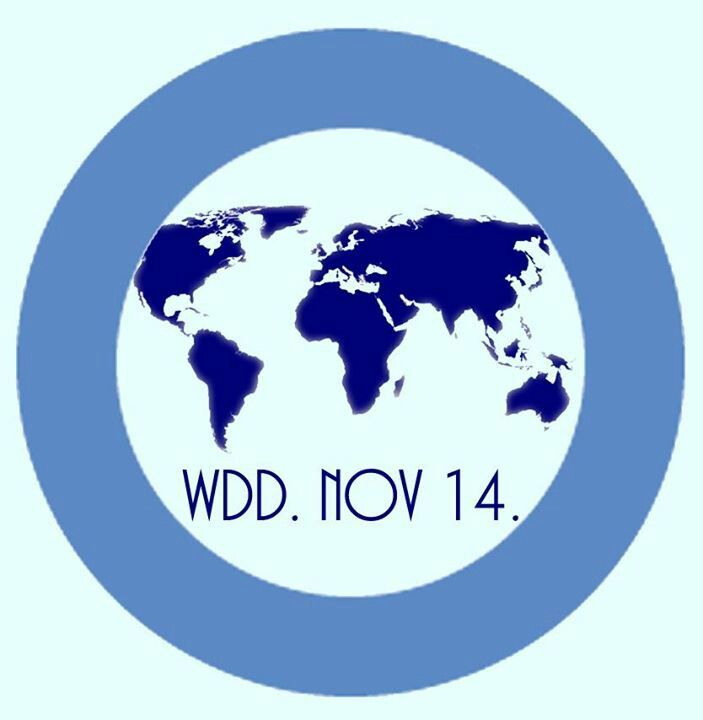 Diabetes 14 de noviembre: Día Mundial de la Diabetes #WDD World Diabetes Day