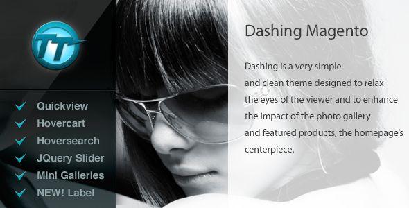 Dashing Magento
