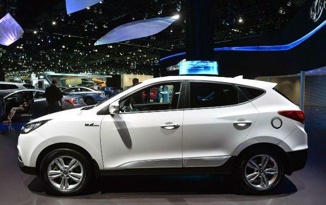 2016 Hyundai Tucson Canada Release