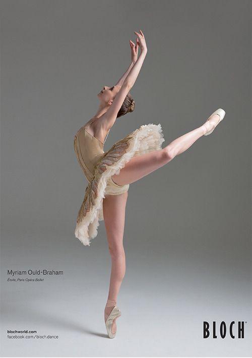 Myriam Ould-Braham Photo © Bloch etoile Opera de Paris