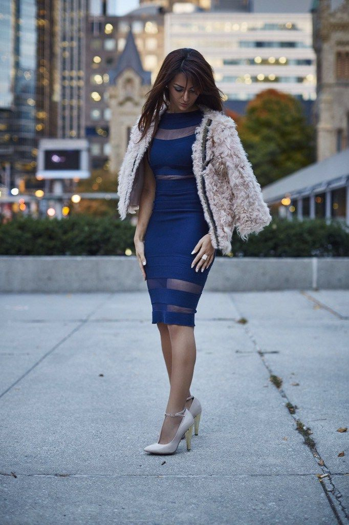 NARCES NIGHT OUT IN CHAMPAGNE & NAVY  http://nairisha.com/2015/12/26/narces-champagne-navy/