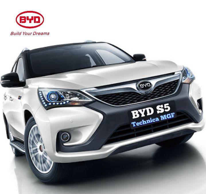 Byd S5 2020 Car Suv Car Bmw Car