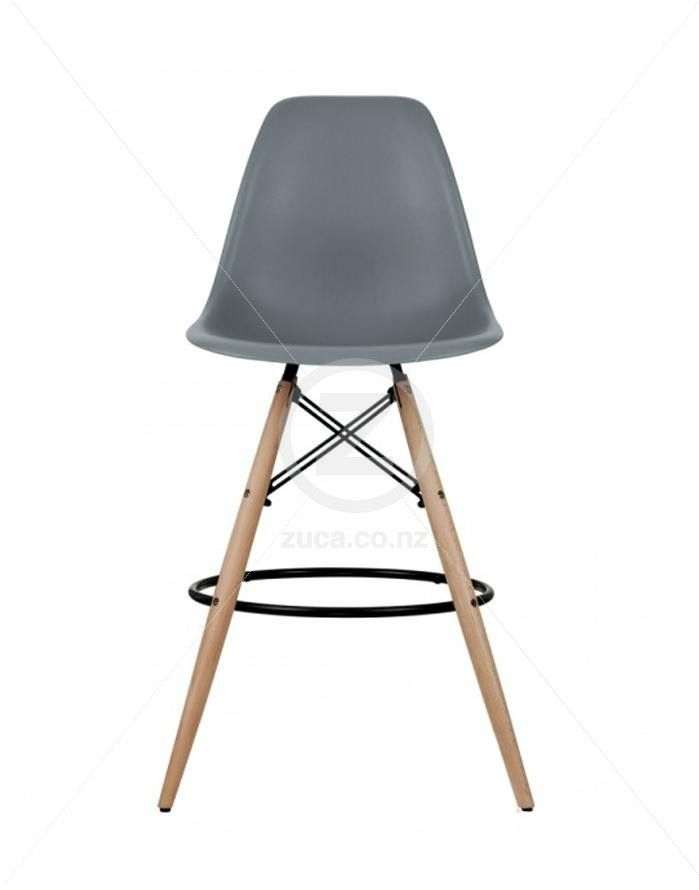 Replica Eames DSW Barstool   Storm   ZUCA   Homeware  Chairs  Replica  Furniture 157 best Barstools images on Pinterest   Office furniture  Vienna  . Dsw Replica Chairs Nz. Home Design Ideas