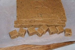 Day 3  How to make Fudge (with a Christmas twist of course)
