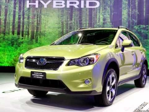 2017 Subaru Xv Crosstrek Hybrid Outback